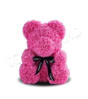 urs-din-trandafir-roz-40cm